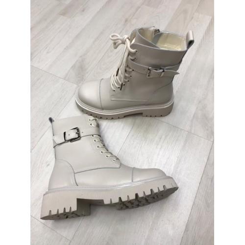 Ботинки женские  Balenciaga  - арт.241916