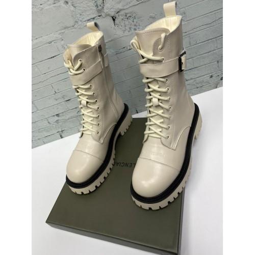 Ботинки женские зимние Balenciaga  - арт.241913