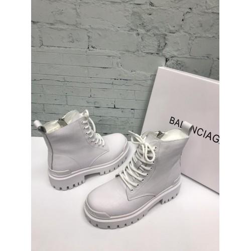 Ботинки женские зимние Balenciaga  - арт.241392