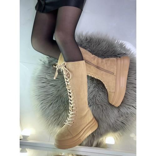 Ботинки зимние женские From Lafeyyet - арт.411693