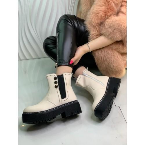 Ботинки  зимние женские  From Lafayyet - арт.411642