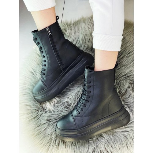 Ботинки зимние женские From Lafeyyet - арт.411730
