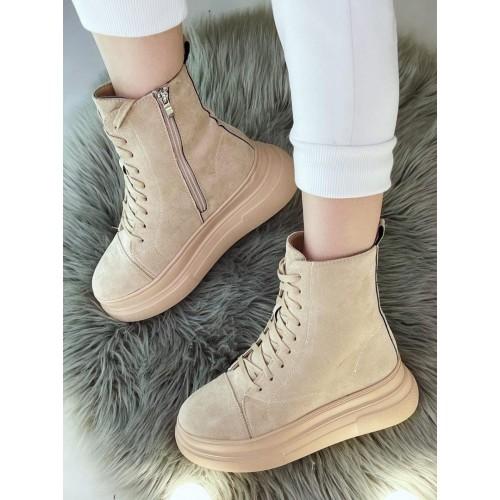 Ботинки зимние женские From Lafeyyet - арт.411735