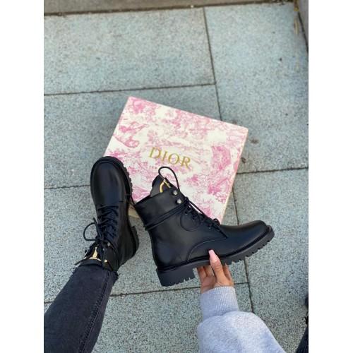 Ботинки женские Dior