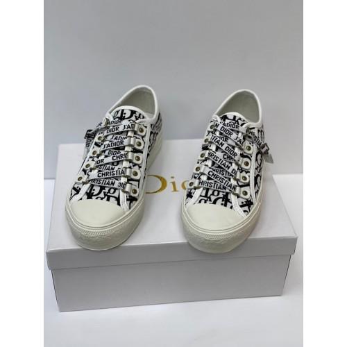 Кеды женские Dior  - арт.163786