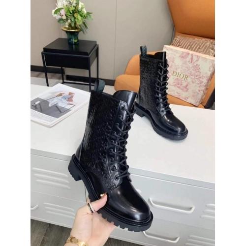 Ботинки женские Dior  - арт.160560