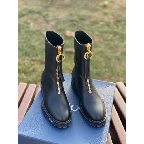 Ботинки женские зимние Dior