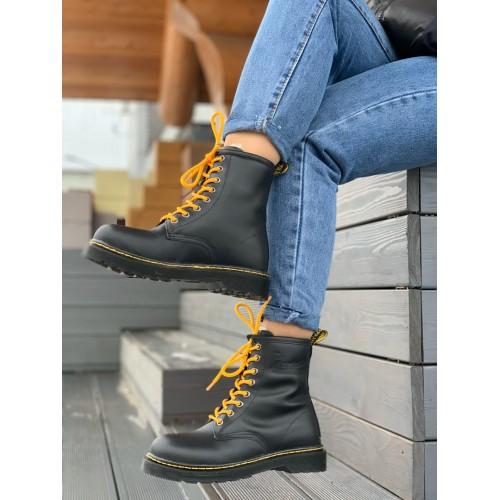 Ботинки зимние женские Dr. Martens