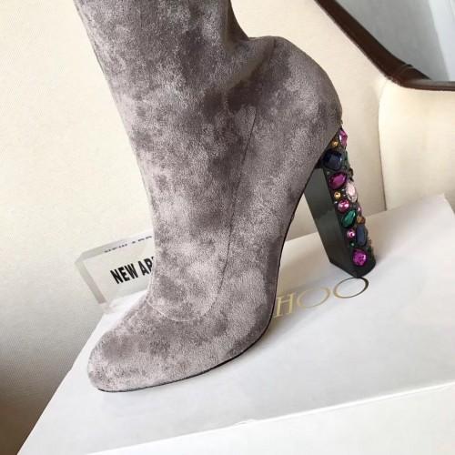 Ботинки  женские Jimmy Choo - арт.421705