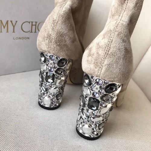 Ботинки  женские Jimmy Choo - арт.301706