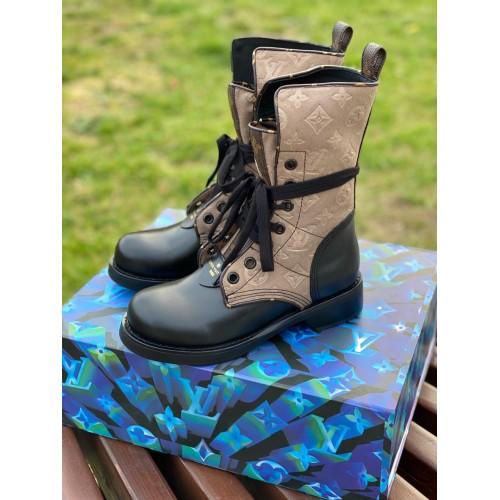 Ботинки женские Louis Vuitton - арт.430676