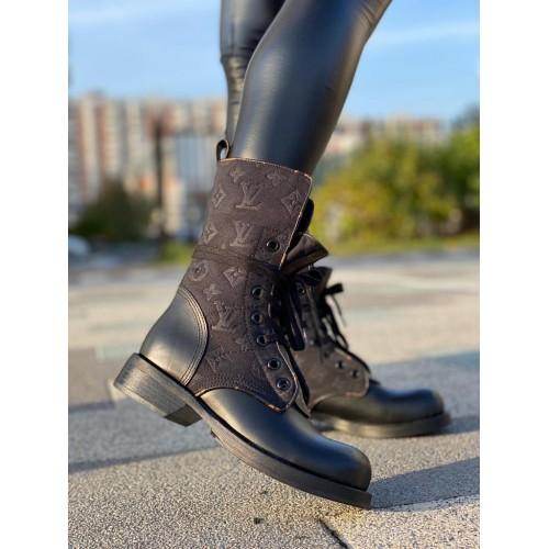 Ботинки женские Louis Vuitton - арт.171043