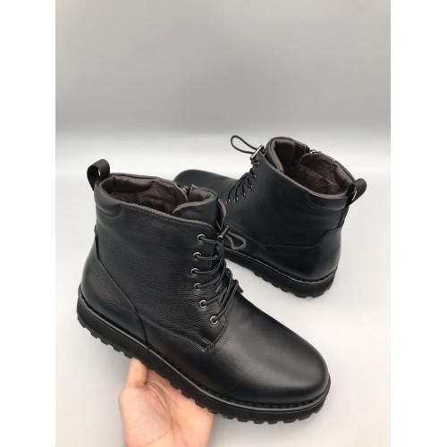 Ботинки турецкие зимние мужские Merge - арт.421951
