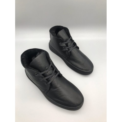 Ботинки под угги зимние мужские Merge