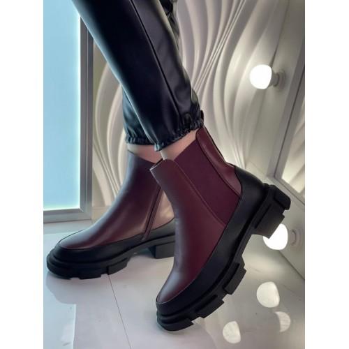 Ботинки зимние  женские Merge - арт.421567