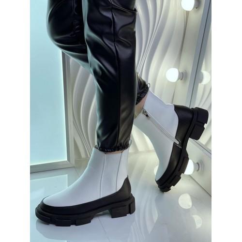 Ботинки зимние  женские Merge - арт.421566