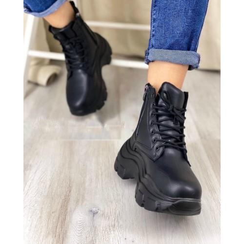 Ботинки зимние женские Merge - арт.400900