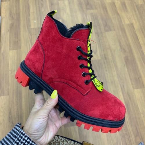 Ботинки зимние женские Merge - арт.420935