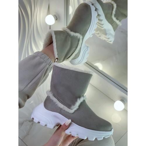 Ботинки  зимние женские   Merge - арт.421631