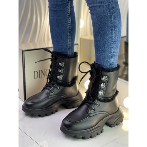 Ботинки  зимние женские   Merge - арт.421632