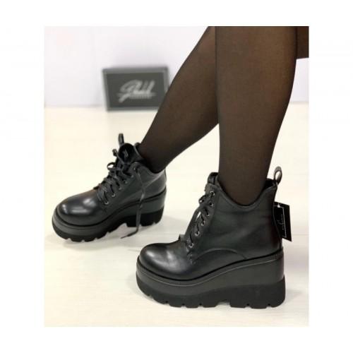 Ботинки женские на платформе Merge - арт.420649