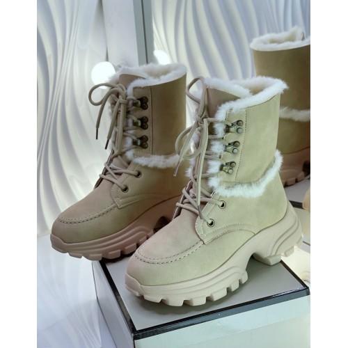 Ботинки  зимние женские   Merge - арт.421633