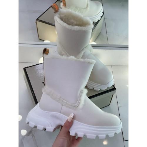 Ботинки  зимние женские   Merge