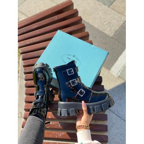 Ботинки женские Prada - арт.210573