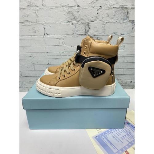Ботинки женские Prada - арт.212346