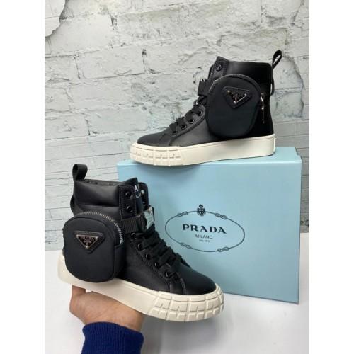 Ботинки женские Prada - арт.212345