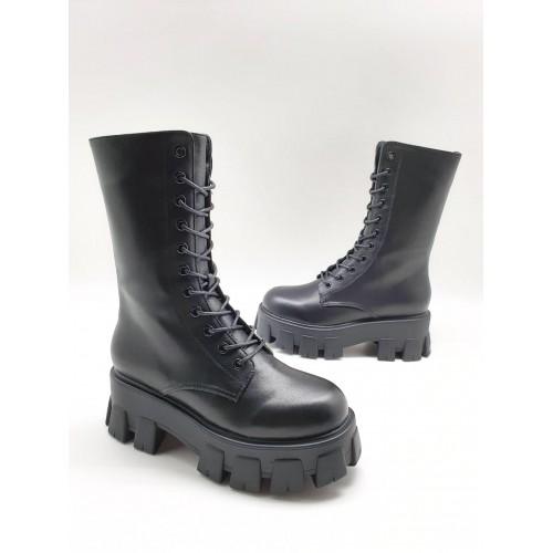 Ботинки женские Prada - арт.210574