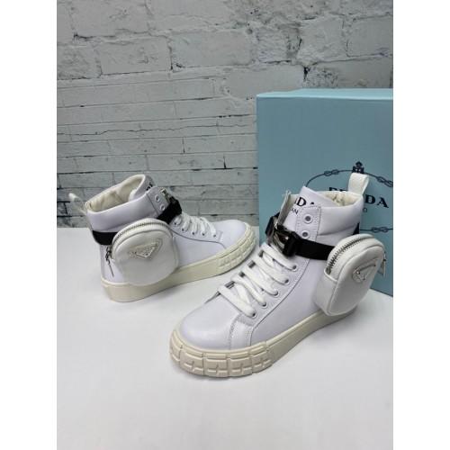 Ботинки женские Prada - арт.212344