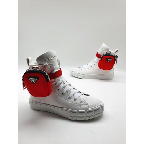 Ботинки женские Prada