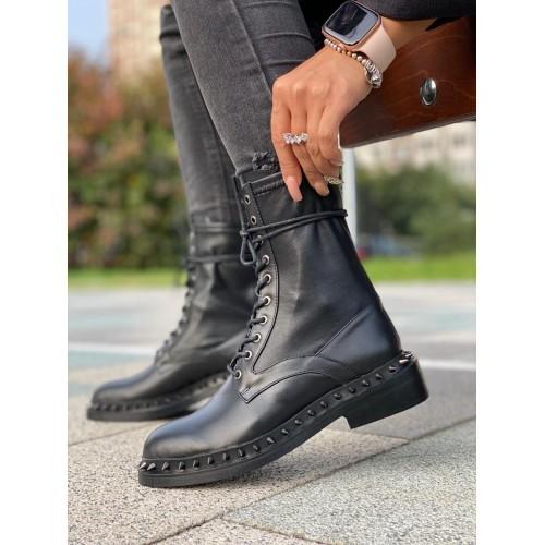 Ботинки женские Valentino - арт.170681