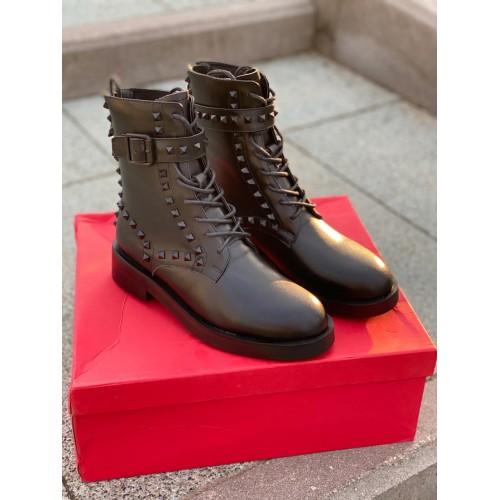 Ботинки женские Vallentino - арт.210582