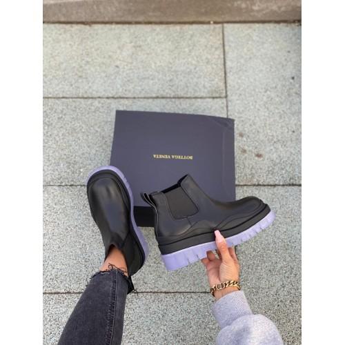 Ботинки женские  Bottega Veneta - арт.270602
