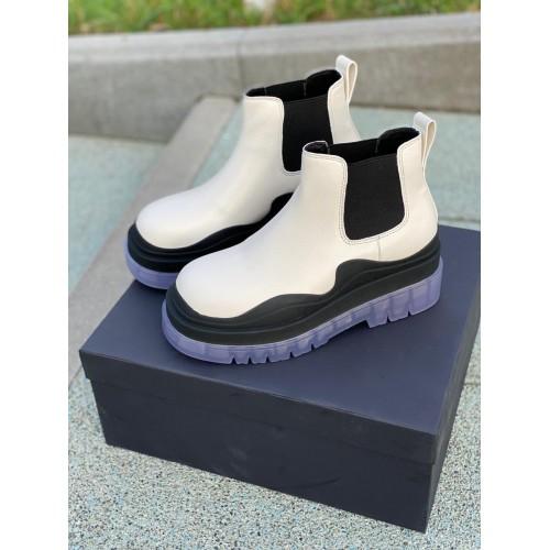 Ботинки женские  Bottega Veneta - арт.270604
