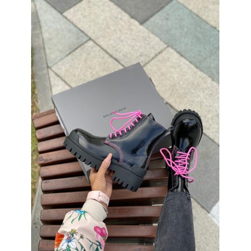 Ботинки  женские  Balenciaga  - арт.241017