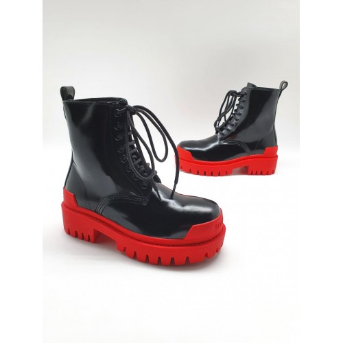Ботинки  женские  Balenciaga  - арт.241019