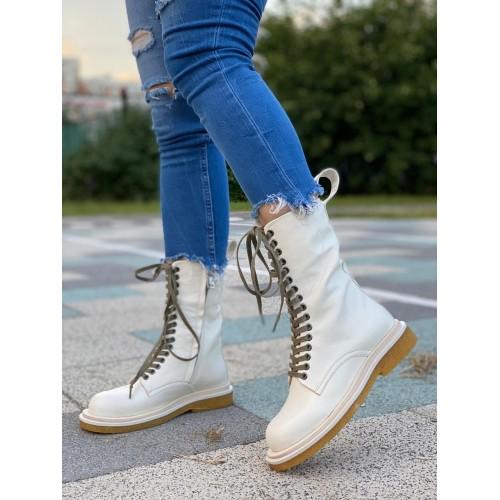 Ботинки женские Bottega Veneta  - арт.271015