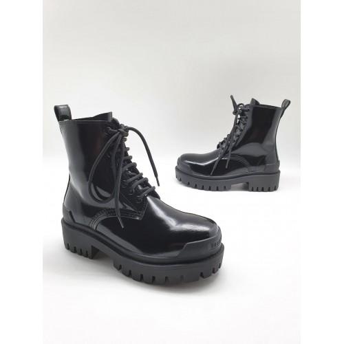 Ботинки  женские  Balenciaga  - арт.241018