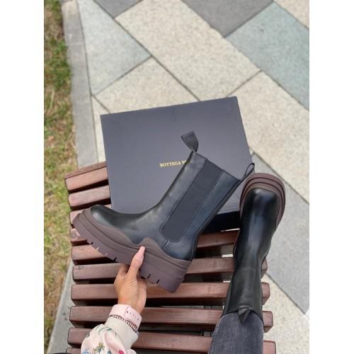 Ботинки женские Bottega Veneta  - арт.270555