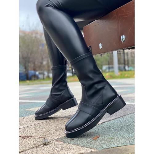 Ботинки женские Chanel - арт.151123