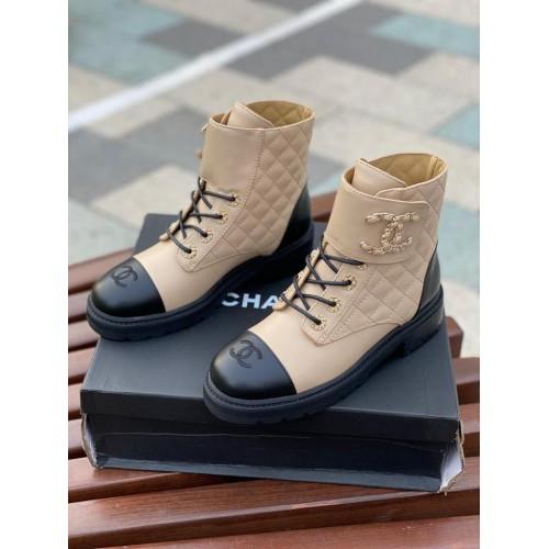 Ботинки женские Chanel - арт.150782