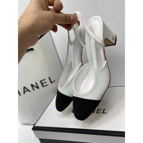 Босоножки женские Chanel - арт.153790