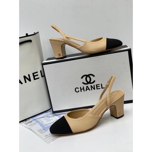 Босоножки женские Chanel - арт.153791