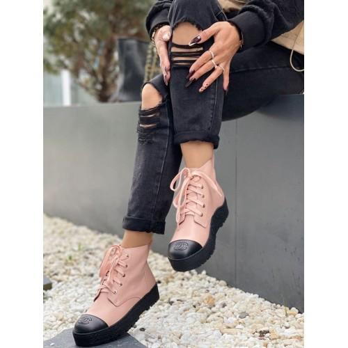 Ботинки женские Chanel - арт.155681