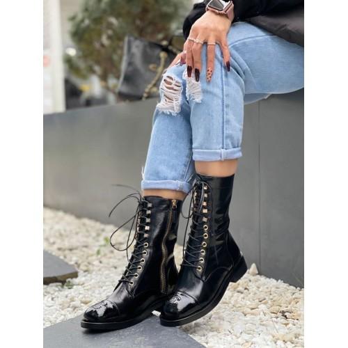 Ботинки женские Chanel - арт.155765