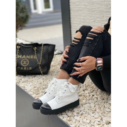 Ботинки женские Chanel - арт.155679