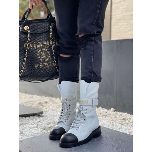 Ботинки женские Chanel - арт.155763